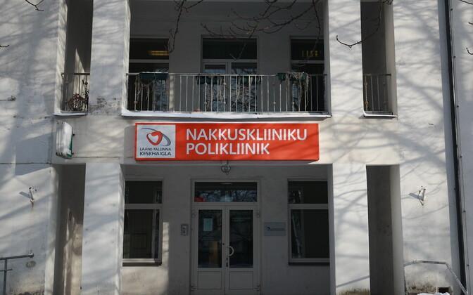 West Tallinn Central Hospital's Merimetsa Infectious Diseases Clinic.
