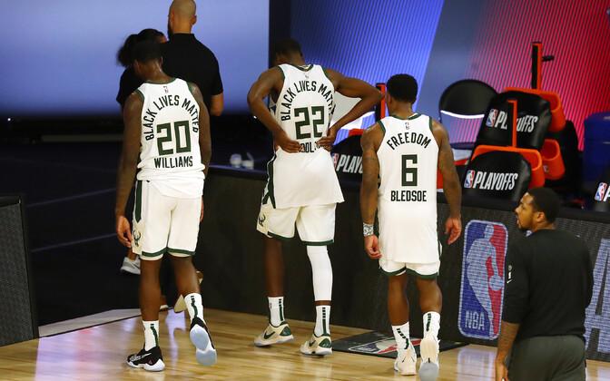 Milwaukee Bucksi mängijad