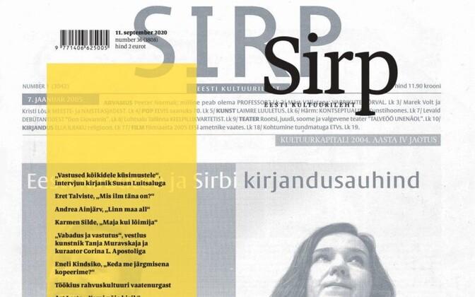 Sirp 11.09