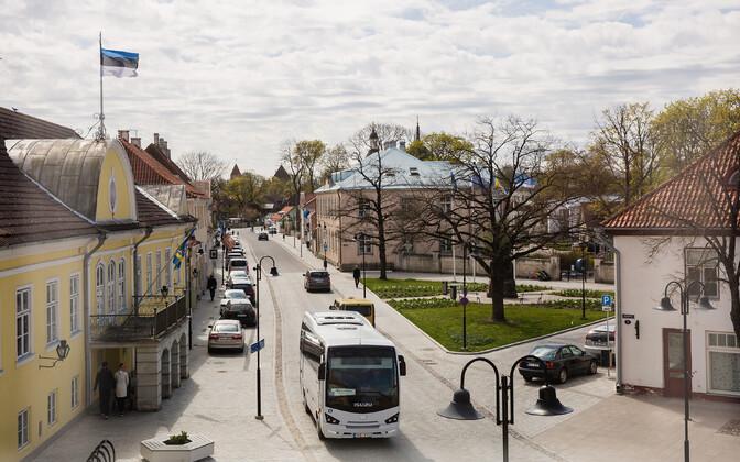 Kuressaare, Saaremaa.