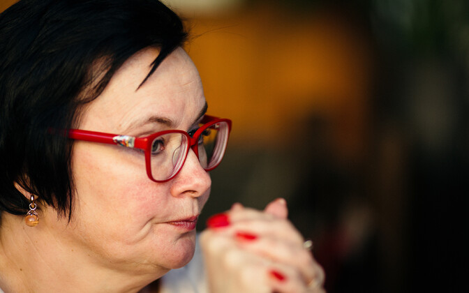 Katri Raik (SDE).