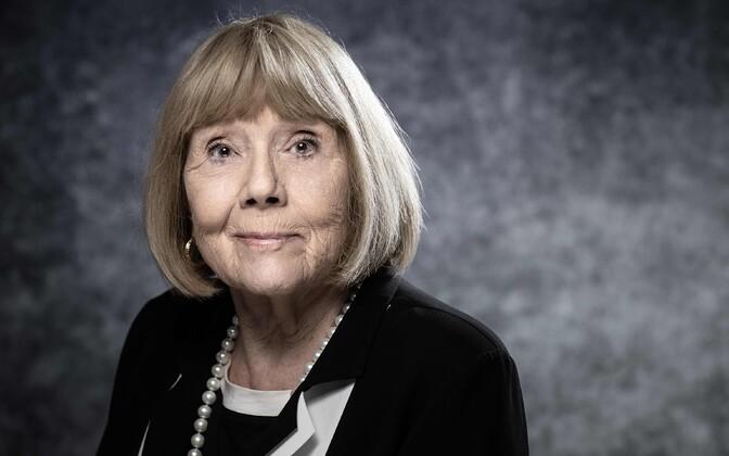 Дайана Ригг (20.07.1938–10.09.2020).