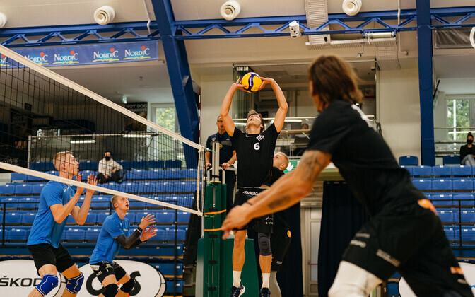 Bigbank Tartu vs TalTech Volleyball