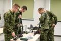 Ohvitserid ja allohvitserid tutvusid kaitseväe uue automaatrelvaga R-20 Rahe.
