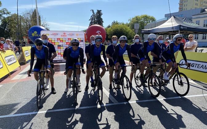 Eesti U-23 jalgratta maanteekoondis