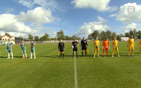 FC Kuressaare - FCI Levadia