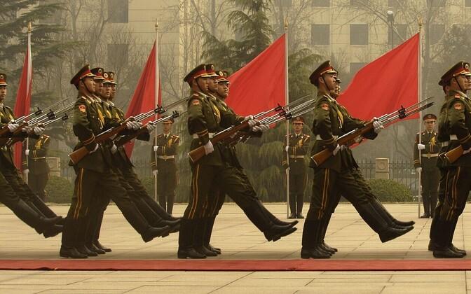 Hiina rahvavabastusarmee