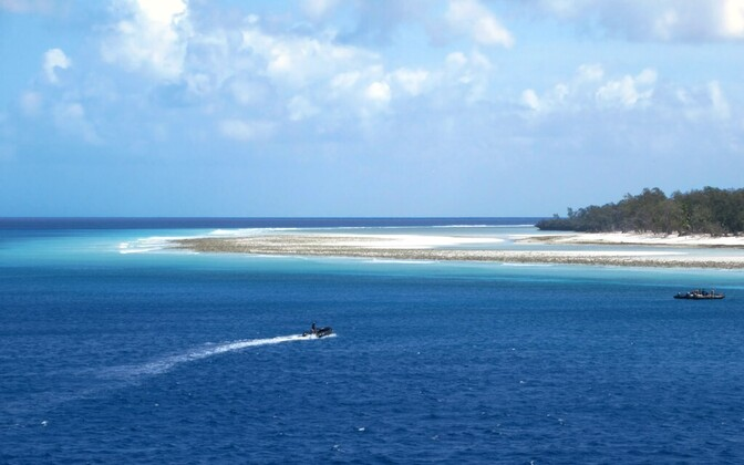 Seišellidel asuv Aldabra atoll koosneb neljast suuremast saarest, mida ümbritseb suur laguun.