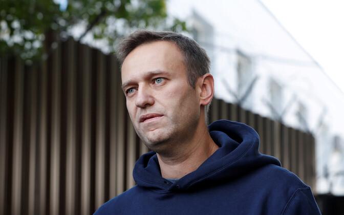 Алексей Навальный, август 2019 года.