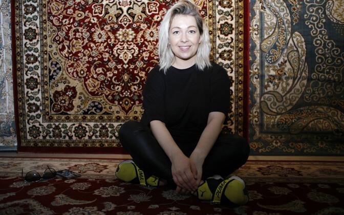 Annika Kiidron-Roomets