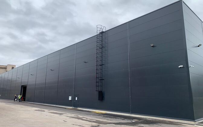 Открытие нового цеха Fortaco.