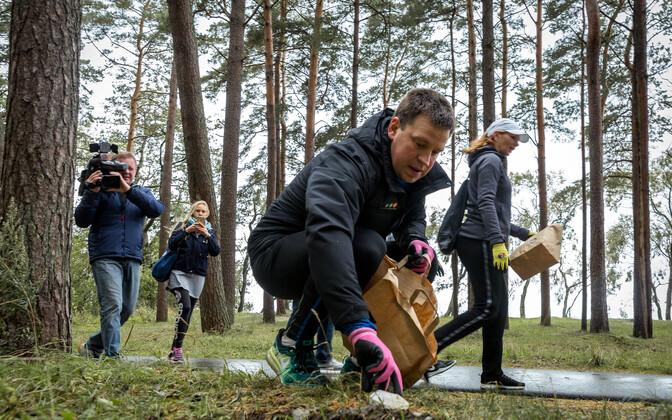 Prime Minister Jüri Ratas taking part in last year's WCD.