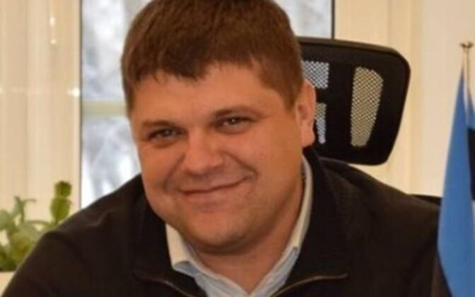 Старейшина ПейпсияэреАлександр Широков.