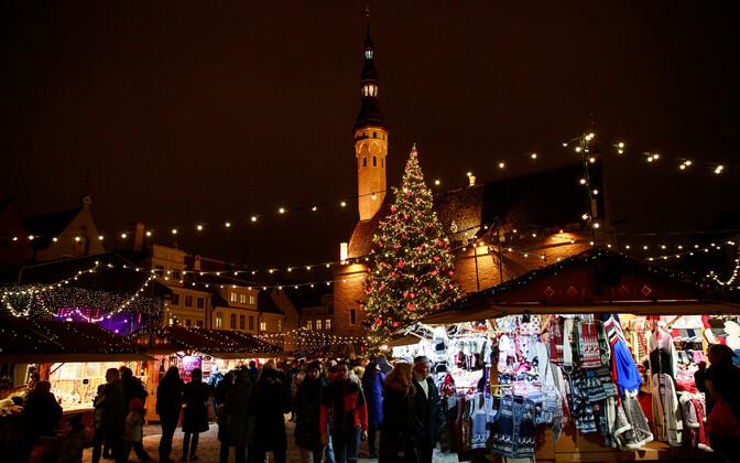 Raekoja platsi jõuluturg