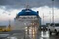 Torm Kuivastu sadamas