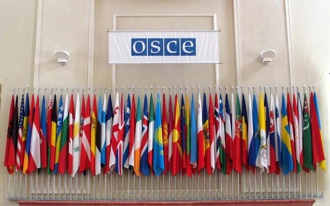 Lipud Euroopa Julgeoleku- ja Koostööorganisatsioonis (OSCE)