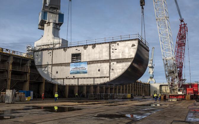 Tallinki MyStari kiilupanek.
