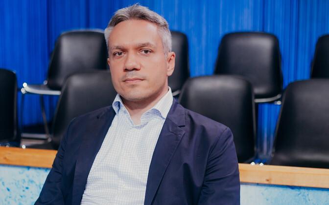 Center MP, until Saturday, Andrei Korobeinik.