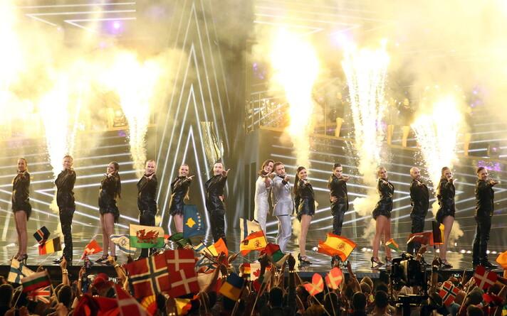 Eurovisiooni teine poolfinaal 2016. aastal