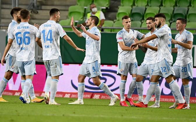 Zagrebi Dinamo mängijad
