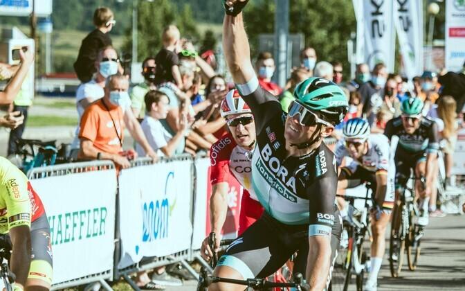Martin Laas sai Slovakkias teise etapivõidu