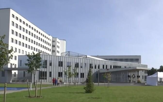 При Пярнуской больнице построили центр здоровья.