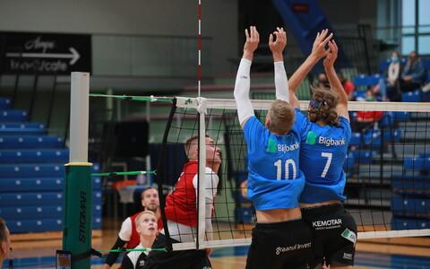 Tallinna Selver ja Tartu Bigbank olid vastamisi ka eelmisel nädalal Tallinna karika finaalis, siis jäi peale Selver 3:1.