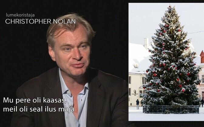 Christopher Nolan armus meie kodusesse kilulinna nii ära, et otsustas lumekoristuse enda peale võtta.