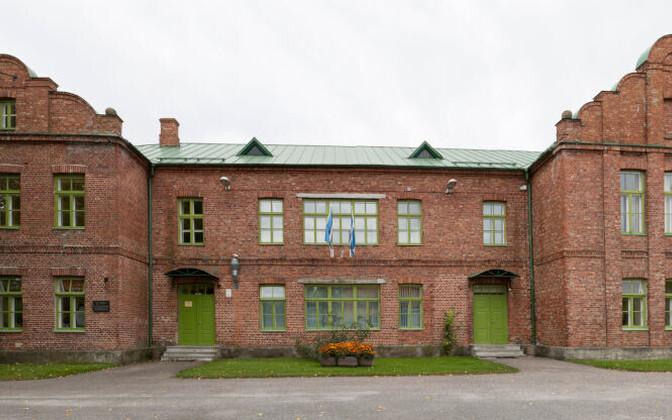 Пярнуская гимназия для взрослых.