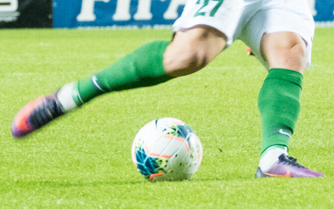 UEFA Europa League: FC Flora - KR Reykjavik (photo is illustrative).