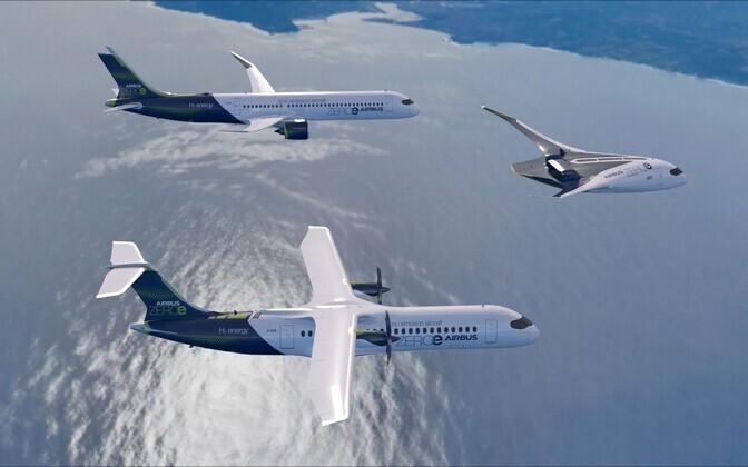 Airbus ZEROe.