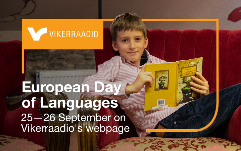European Day of Languages falls on September 26.