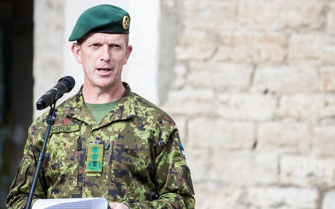 Maj. Gen. Martin Herem.