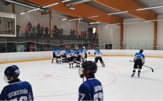 Eesti U-16 hokimeeskond