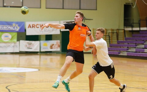 Vahur Oolup võttis Tapa võidumängus Tallinna vastu nii mängujuhi kui skooritegija kohustused ning oli kohtumise resultatiivseim üheksa väravaga.
