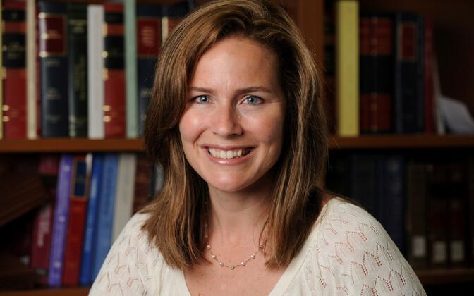Üks tõenäoline kandidaat on Notre Dame'i ülikooli professor Amy Coney Barrett.