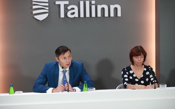 Irina Dontšenko ja Mihhail Kõlvart