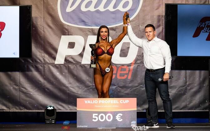 Valio Profeel Cup kulturismis ja fitnessis toob Sparta lavalaudadele nii algajad kui ka edasijõudnud