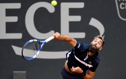 Benoit Paire Hamburgi turniiril