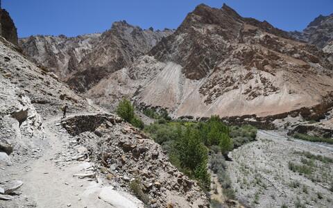 Chalaki küla on ainus Iraani leiukoht, kus leidub jälgi tiigelterase valmistamisest.