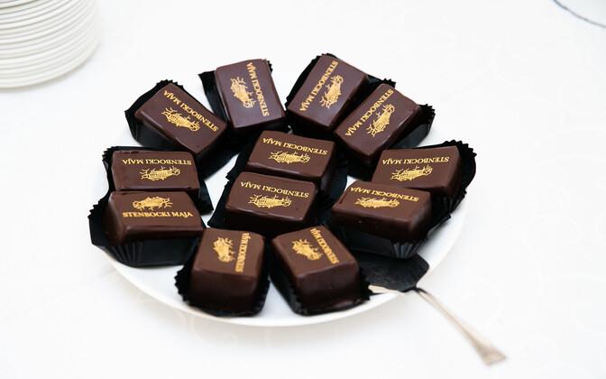 Stenbocki maja šokolaadikoogid