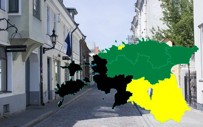 Tallinna valimisõiguslikest kodanikest toetas septembris Reformierakonda 35 protsenti,
