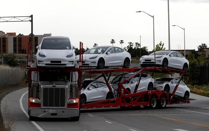 Uued Teslad.