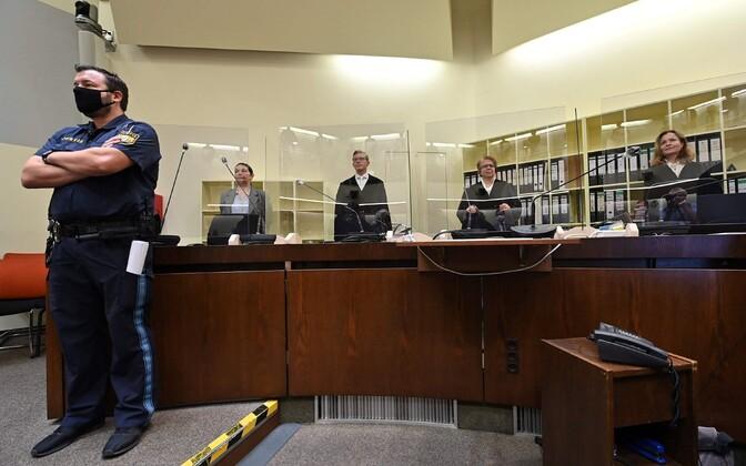 Dopinguarst Mark Schmidti kohtuprotsess