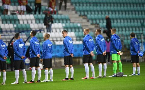 Septembri alguses võõrustas Eesti Rahvuste liiga mängus Gruusiat.