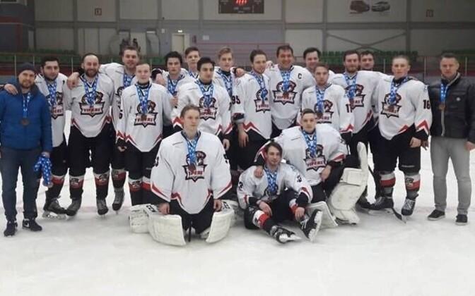 В 2018 году хоккеисты