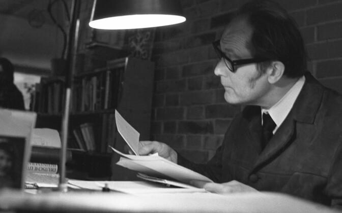 Яан Кросс, 1970-е.