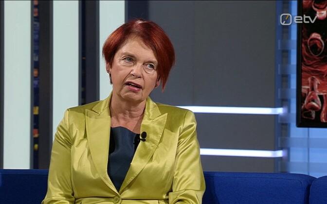 Irja Lutsar.