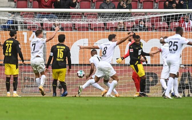 Augsburg - Dortmundi Borussia