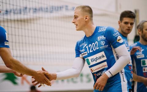 Võrkpalli Balti liiga: Tallinna Selver – Tartu Bigbank